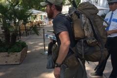 Aconcagua Challenge 2105 - On the way