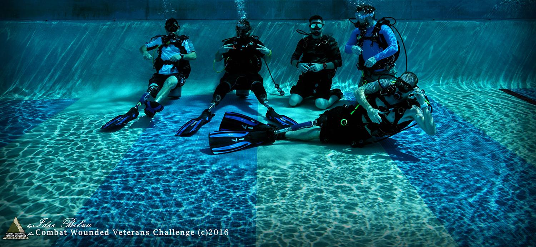 combat-wounded-veteran-challenge-SCUBA-pool