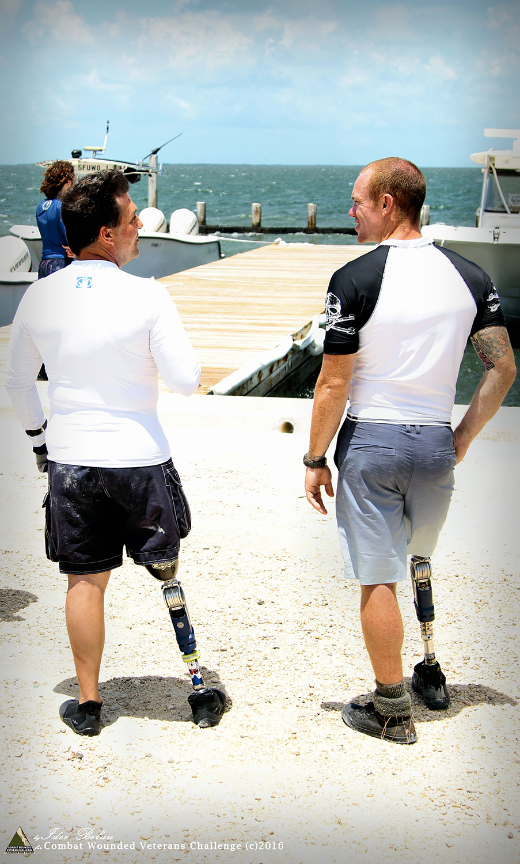 combat-wounded-veteran-challenge-SCUBA-prosthetics-underwater-navigation-caras-costello