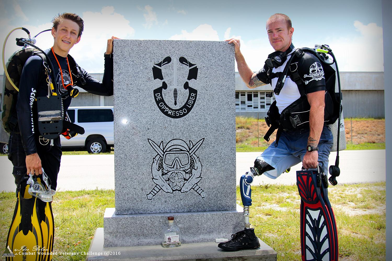 combat-wounded-veteran-challenge-SCUBA-prosthetics-underwater-navigation-costello