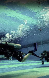 combat-wounded-veteran-challenge-SCUBA-prosthetics-underwater-navigation-training