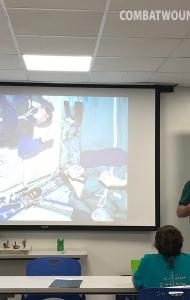 SCUBA Challenge - Astronaut Dom Gorie