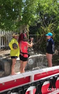 SCUBA Challenge Coral Restoration