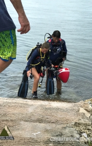 SCUBA Challenge SCUBAnauts Navigation Course