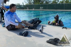 SCUBA Challenge - 24 JUNE - Pool Gear Check