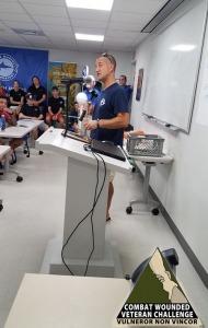 SCUBA Challenge - 27 June - MOTE Coral Briefing