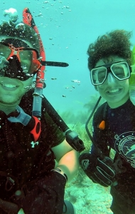 Scuba Challenge - Key West - 2014  Training