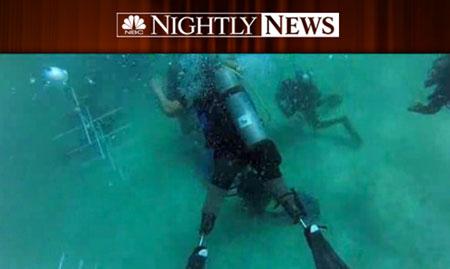 NBC Nightly News: Injured vets find new purpose off battlefield