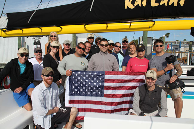Our partner, St. Petersburg College, shares thoughts on Combat Wounded Veteran Sailing Challenge