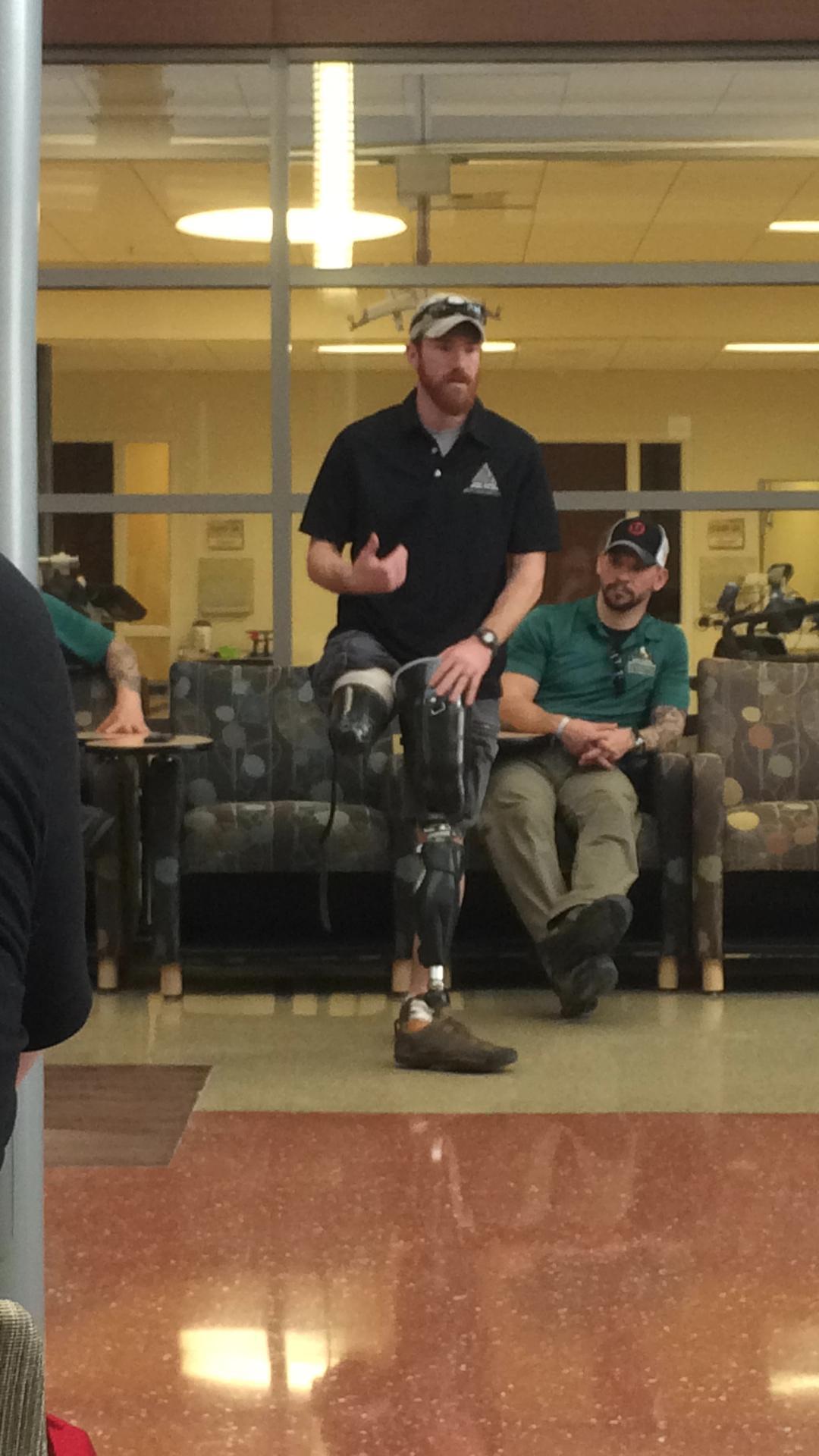 Aconcagua Challenge Warriors Inspire VA Veterans