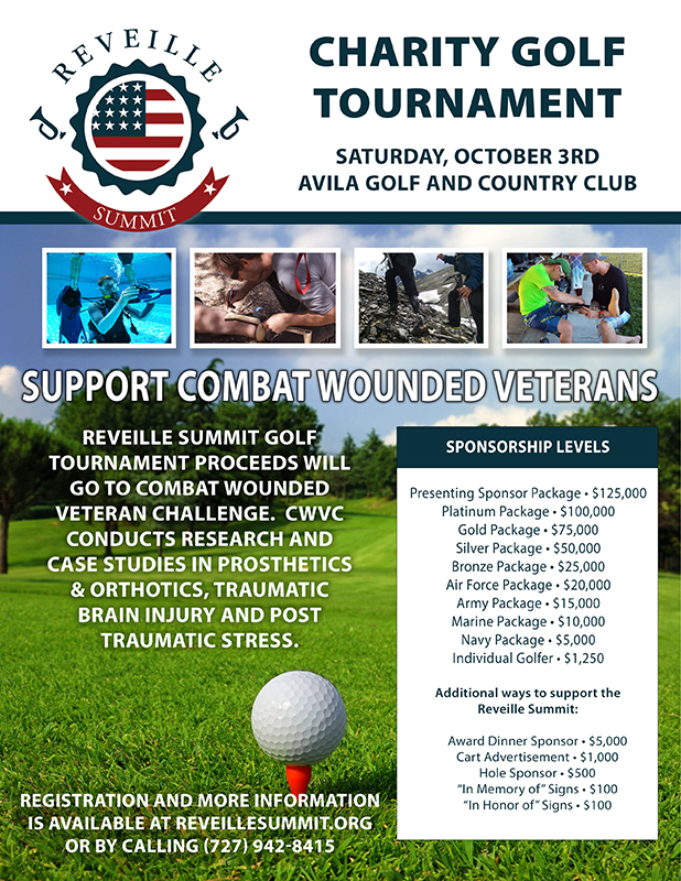 Reveille Golf Tournament