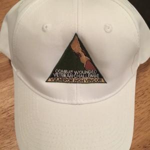 Adjustable Combat Wounded Veteran Challenge hat
