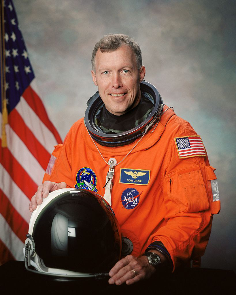 We are happy to announce Captain Dominic Gorie, USN/NASA (ret) is new CWVC President