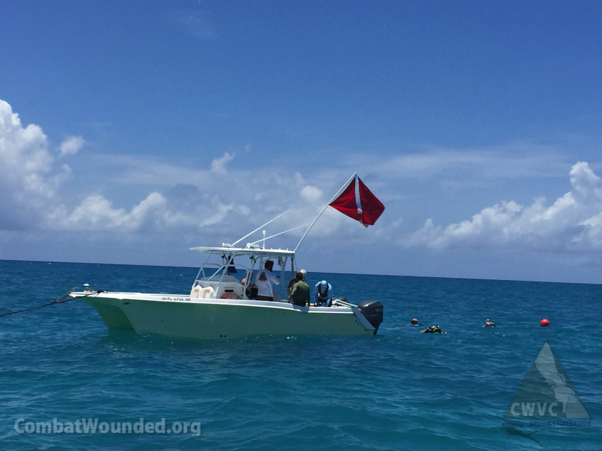 SCUBA Challenge – Day 1 – Checkout Dives