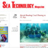 sea-technology-magazine-reef-restoration-2017