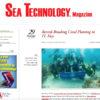 sea-technology-magazine-reef-restoration-2017