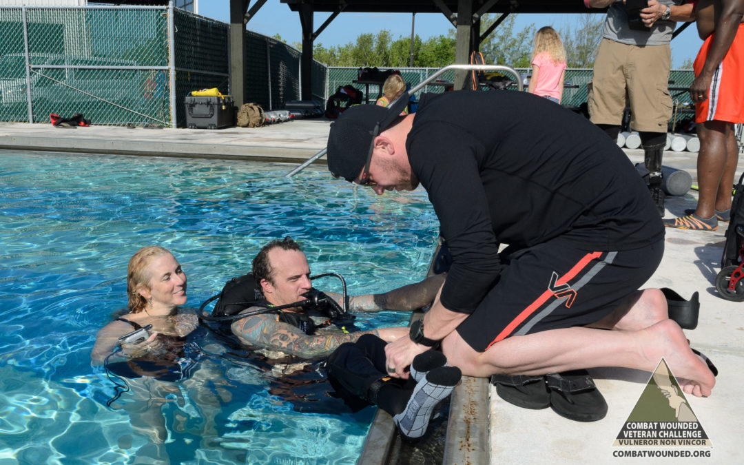 SCUBA Challenge 2019: Day One – Pool Gear Check